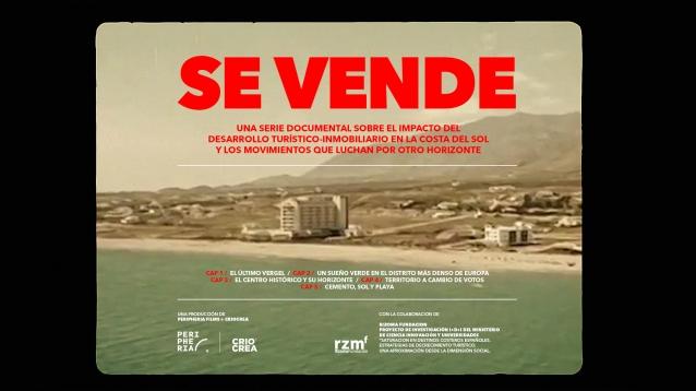 banner general serie documental 'Se vende'